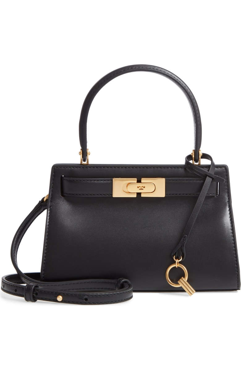 NORDSTROM: Mini Lee Radziwill Leather Bag