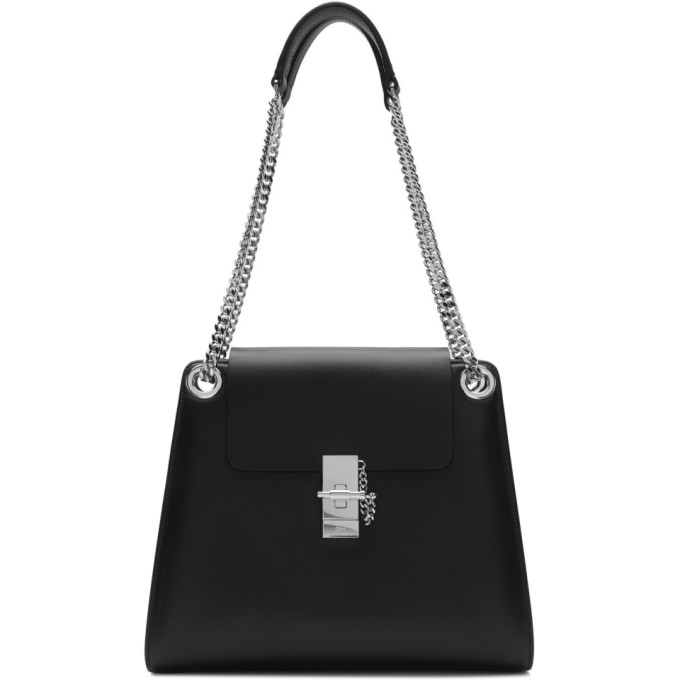 Chloé: Black Medium Annie Bag